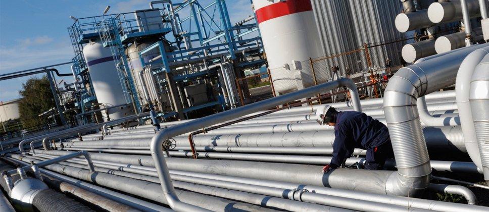 gas leak monitoring IBM Maximo