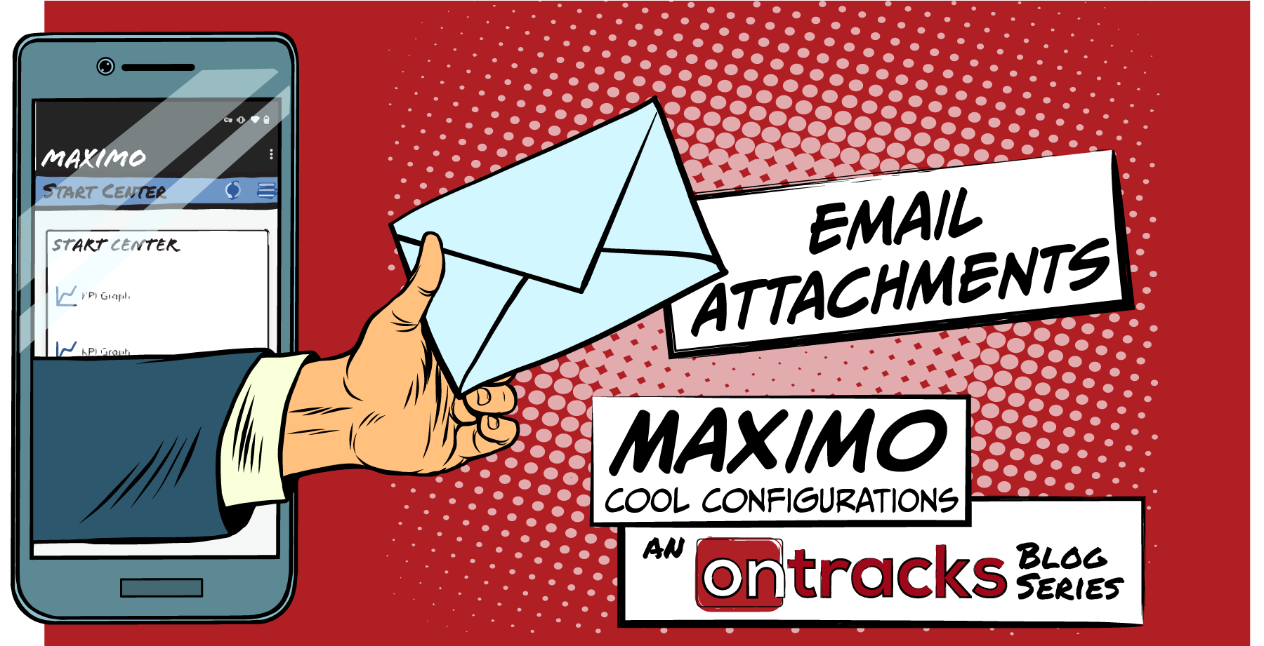 Maximo Cool Configurations Email Attachments
