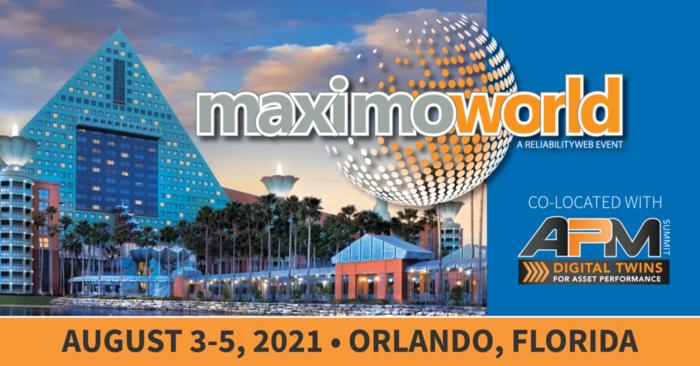 Maximo World 2021